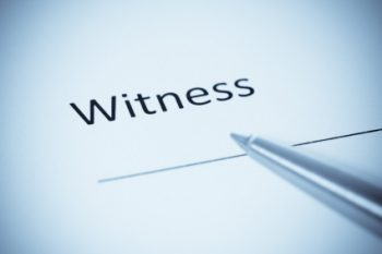 Protecting Witness Statements from Discovery