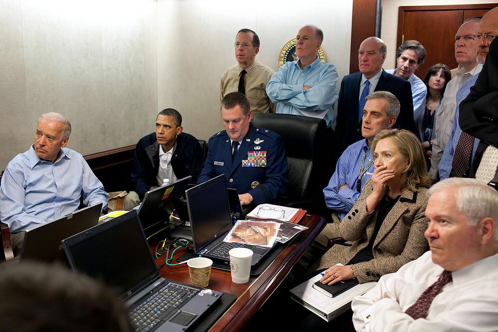 POTUS Communications Privilege Protects Legal Memos on bin Laden Raid
